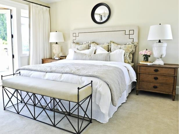 Best Designer Tricks For Living Large In A Small Bedroom Hgtv With Pictures