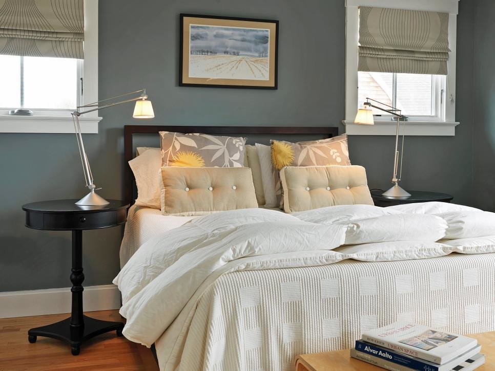 Best Beautiful Bedrooms 15 Shades Of Gray Hgtv With Pictures