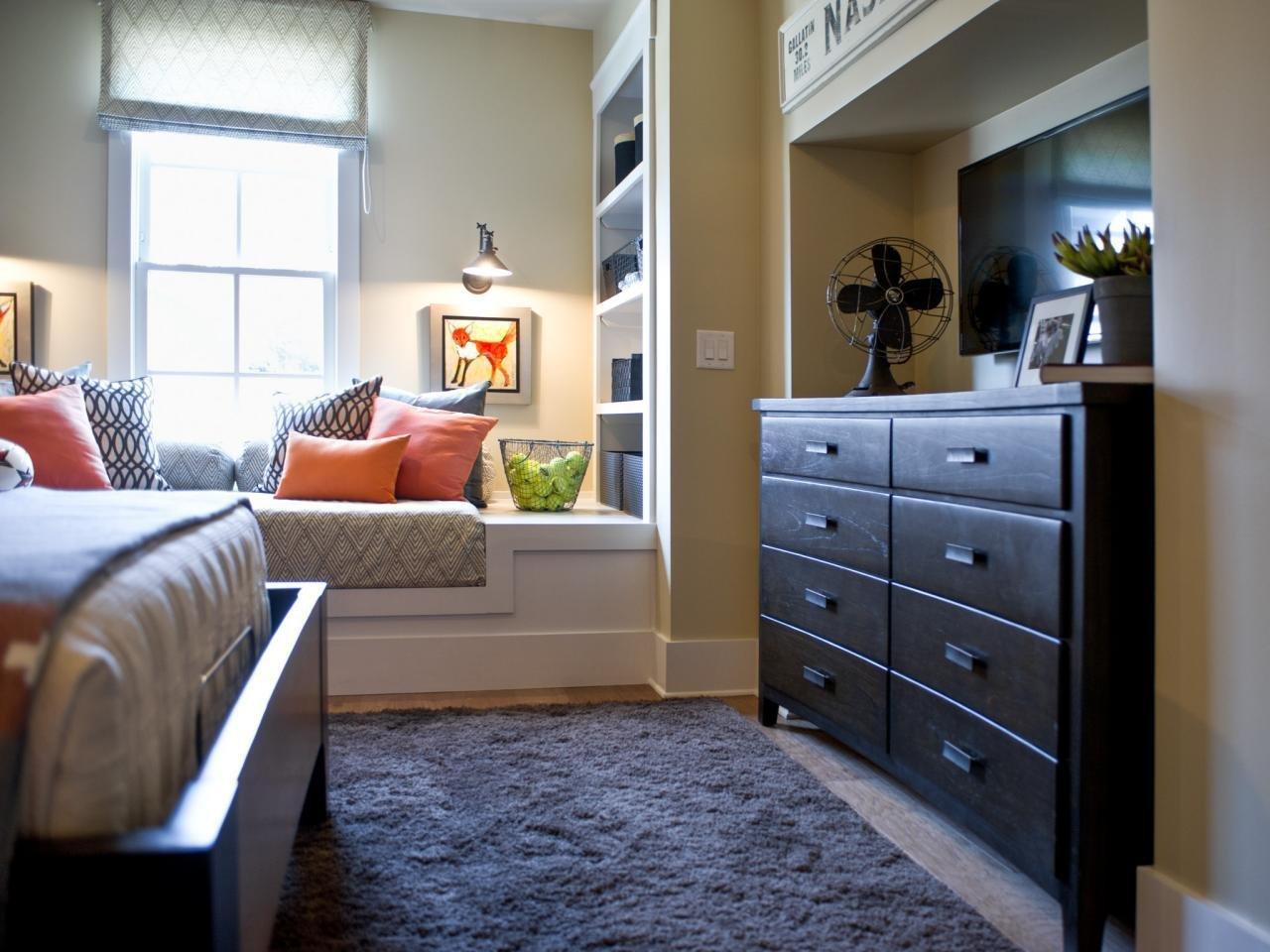 Best How To Decorate A Kid S Room Hgtv With Pictures