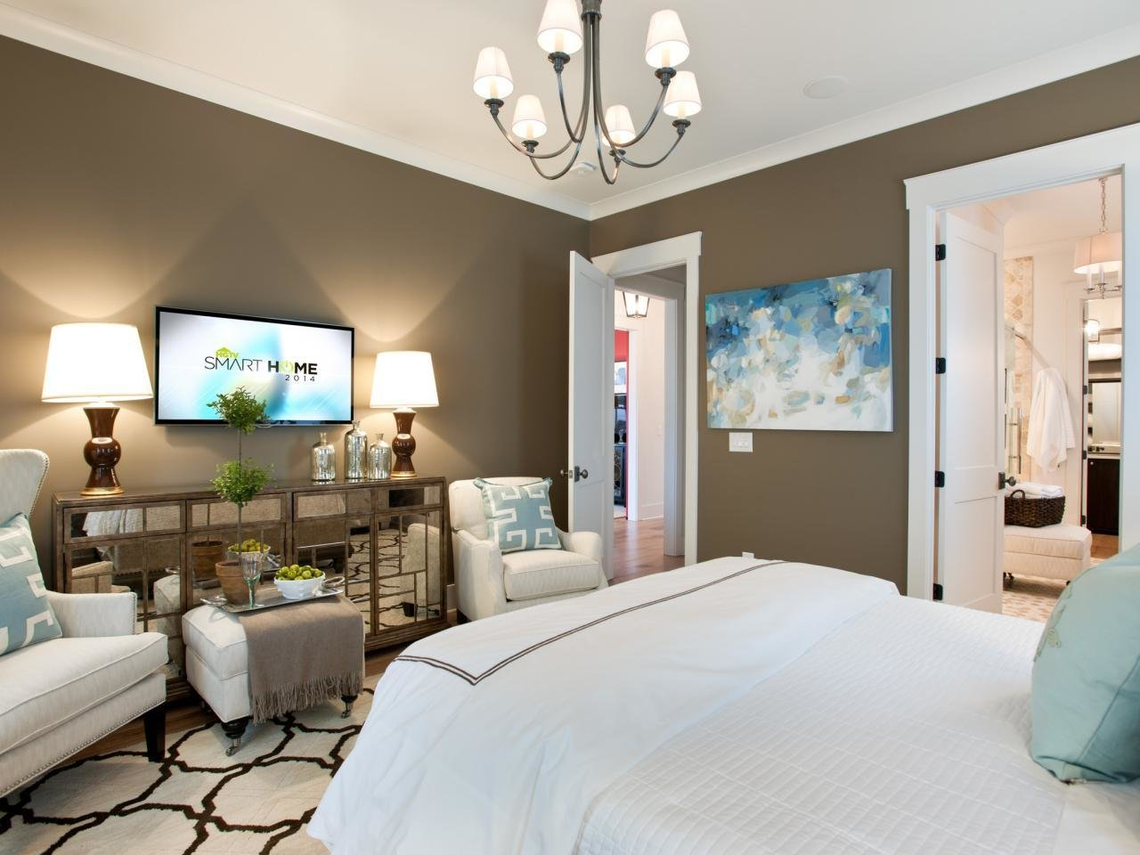 Best Master Bedroom From Hgtv Smart Home 2014 Hgtv Smart Home With Pictures