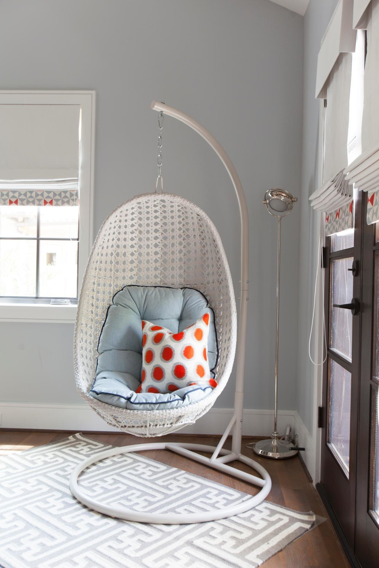 Best Hanging Chairs In Bedrooms Hanging Chairs In Kids Rooms With Pictures