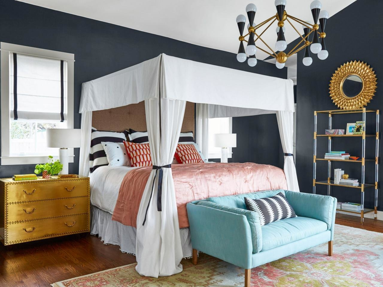 Best Unexpected Bedroom Paint Colors Worth The Design Risk Hgtv S Decorating Design Blog Hgtv With Pictures