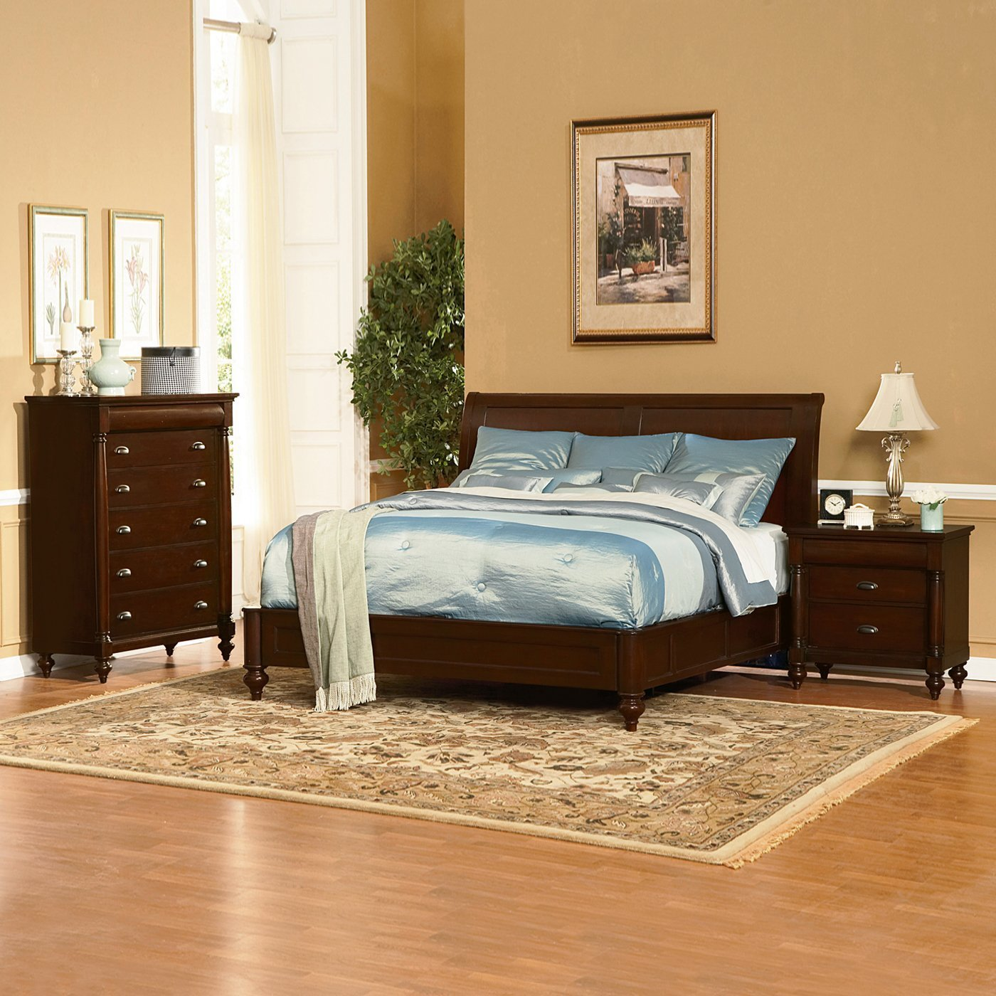 Best Wynwood Harrison Bedroom Set With Chest Atg Stores With Pictures