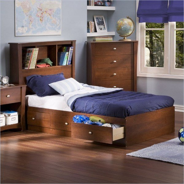 Best Tips To Choose Single Box Bed Designs For Kids With Pictures