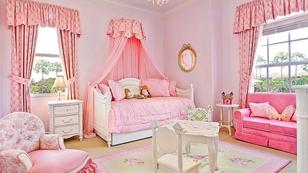 Best Home Design — Pink Baby Room Ideas With Pictures