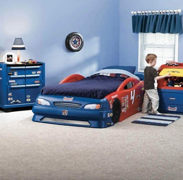 Best Cars Kids Beds Decorating Design With Pictures
