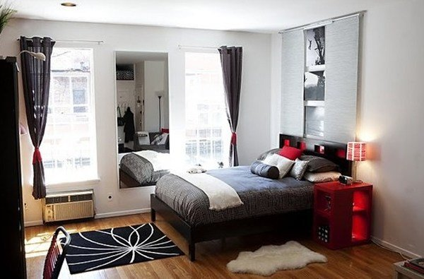 Best Cool Black And Red Bedroom Design With Pictures