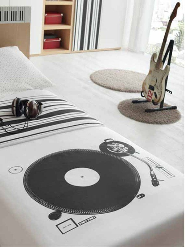 Best Cool Music Bedroom Ideas With Pictures