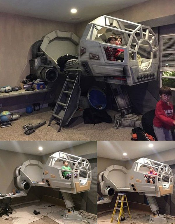 Best 20 Awesome Star Wars Room For Little Boys Home Design With Pictures