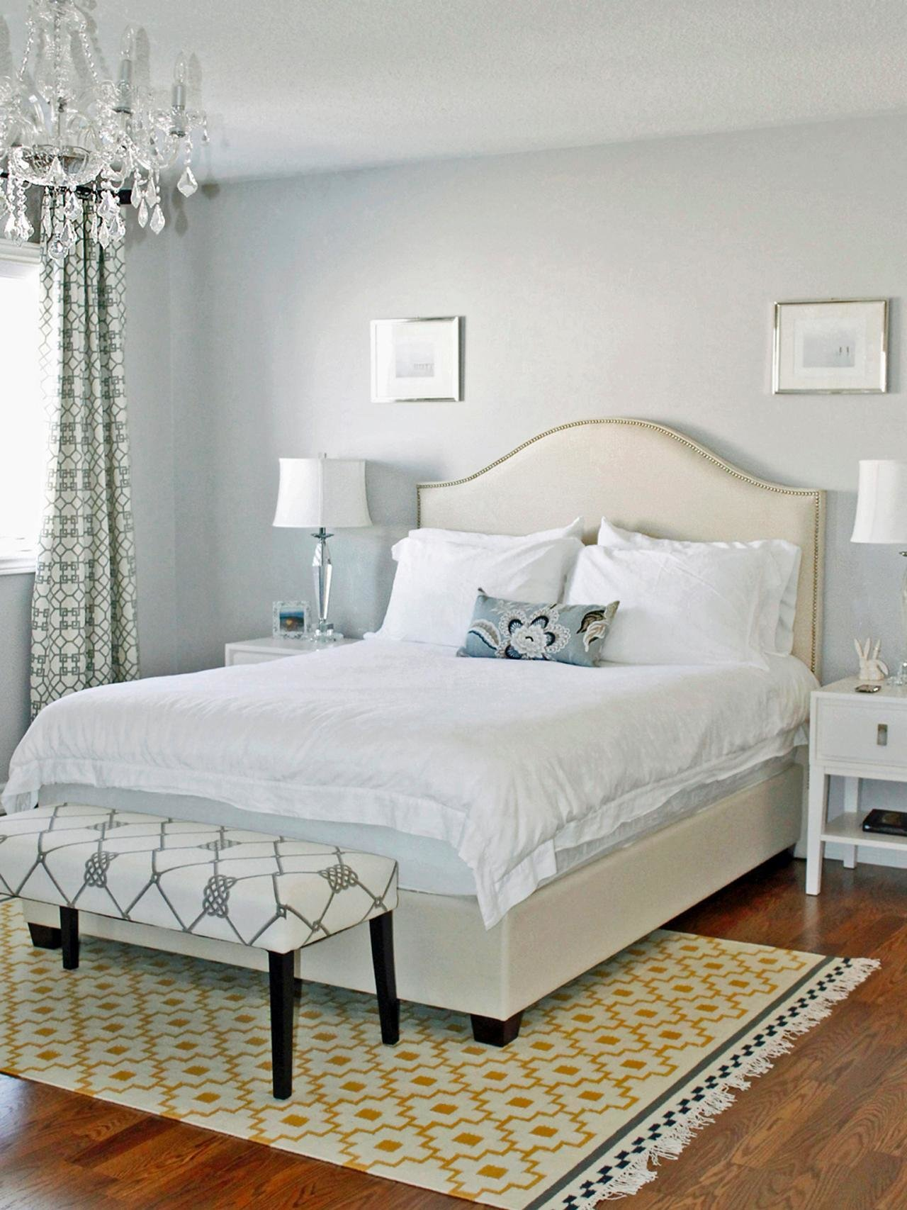 Best Gray Paint Colors For Bedrooms Homesfeed With Pictures