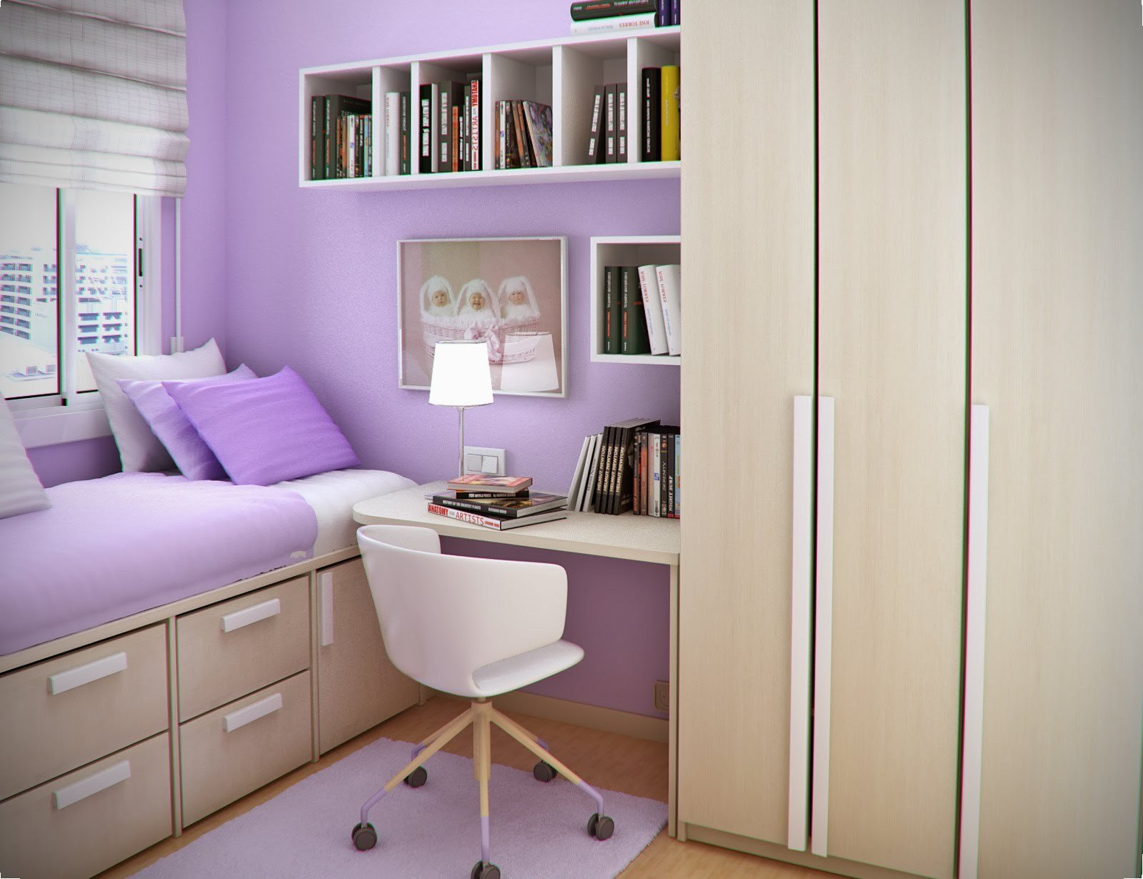 Best Small Bedroom Desks Homesfeed With Pictures