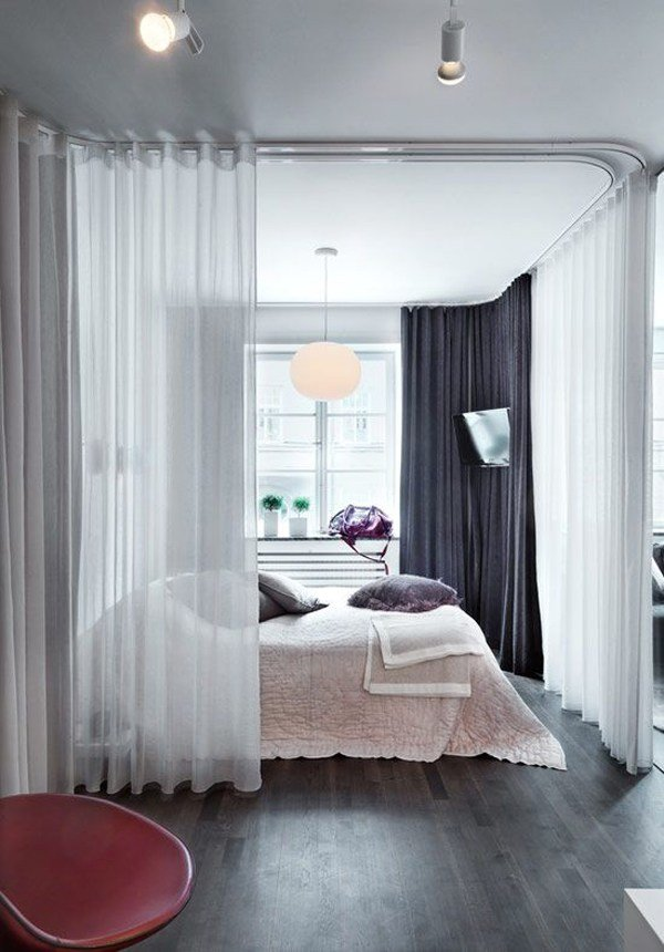 Best 15 Easy And Amazing Curtains Room Dividers House Design With Pictures