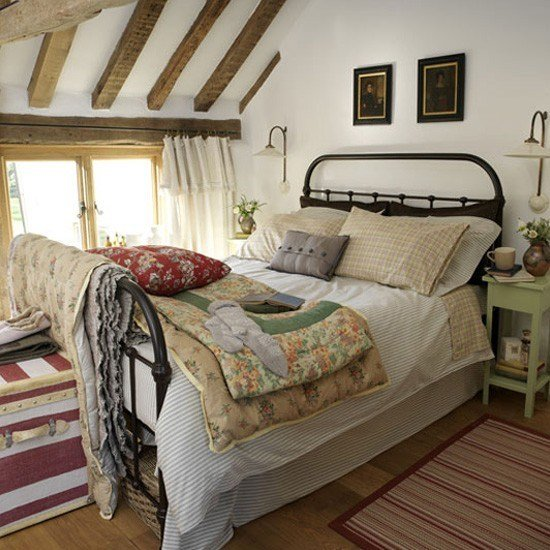 Best Country Style Bedroom Bedroom Design Ideas Housetohome With Pictures