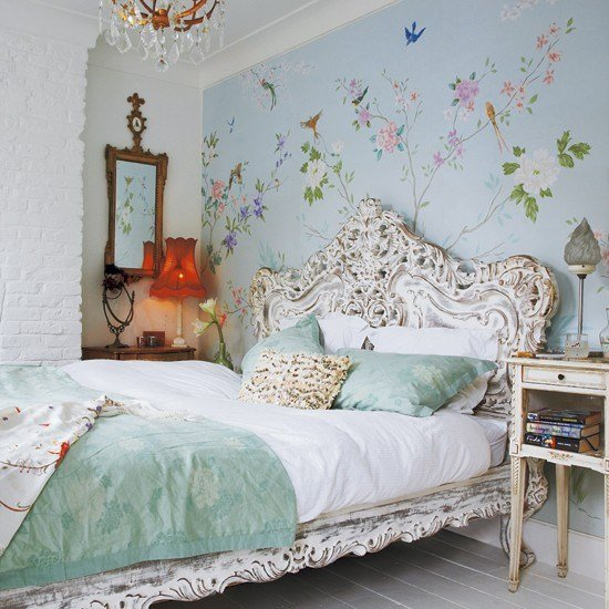 Best Fairytale Bedroom Take A Tour Around An Eclectic Victorian Terrace Housetohome Co Uk With Pictures