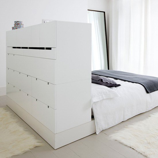Best Turn A Headboard Into Drawers Storage Solutions For With Pictures
