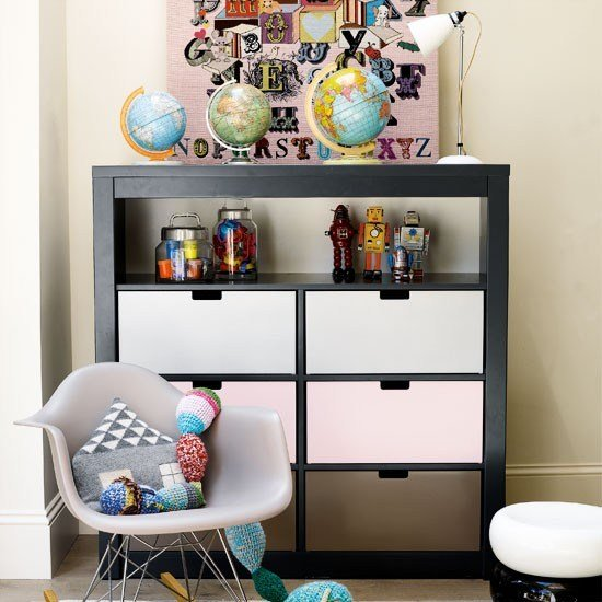 Best Contemporary Children S Bedroom Children S Room Storage With Pictures