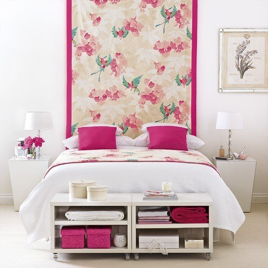 Best Pretty Pink Bedroom Hotel Style Bedrooms 10 Of The Best Housetohome Co Uk With Pictures