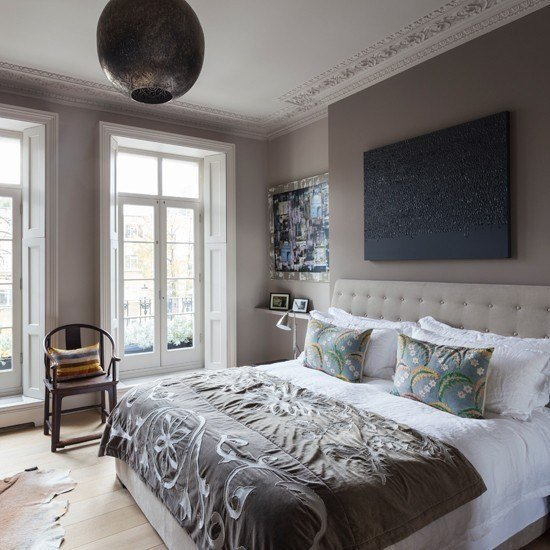 Best Soft Grey And White Nordic Bedroom Bedroom Decorating With Pictures