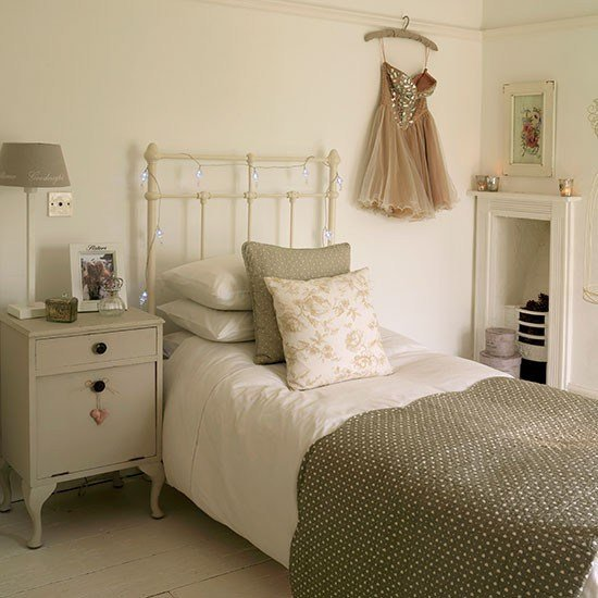 Best Soft Grey And White Girl S Bedroom Childrens Room With Pictures