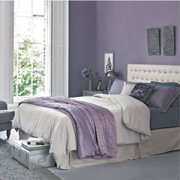 Best 5 Fool Proof Restful Colour Schemes For Bedrooms With Pictures