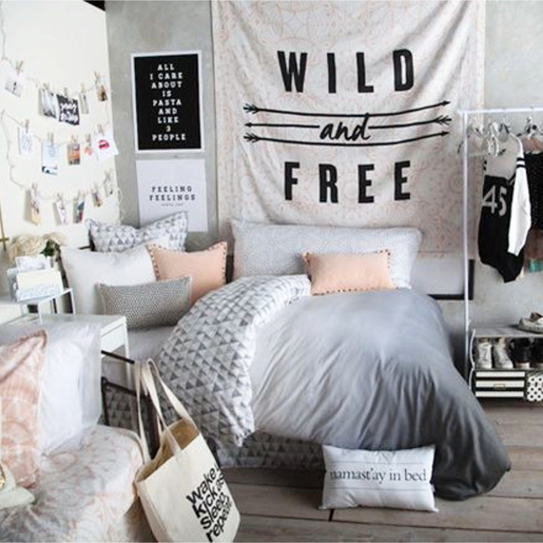 Best T**N Bedroom Makeover Ideas Lures And Lace With Pictures