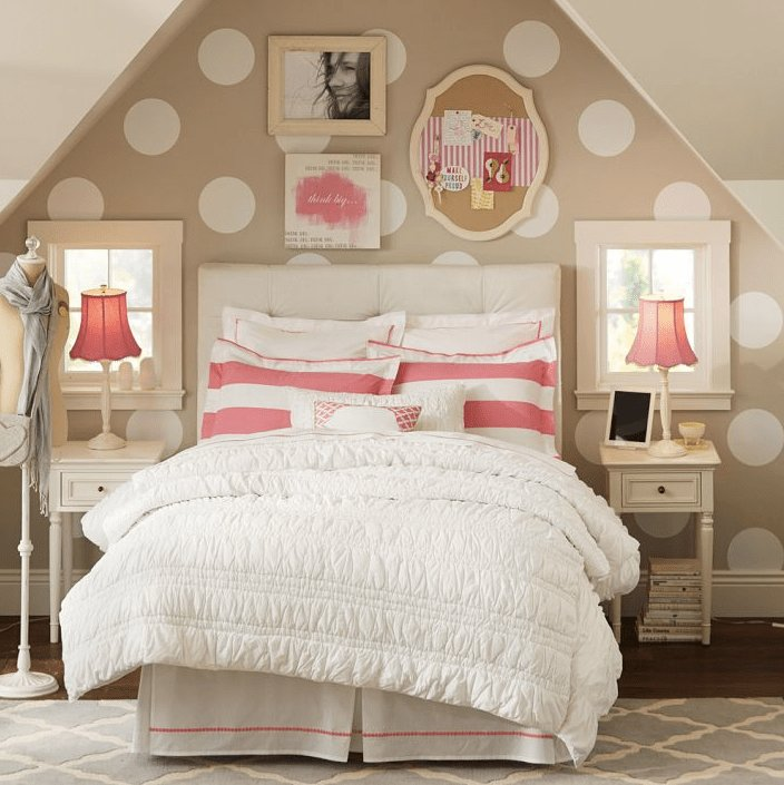 Best Knockout Knockoff Pottery Barn T**N Bedroom The Krazy With Pictures