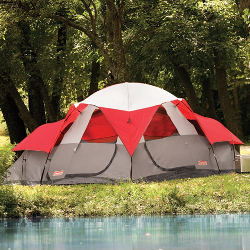 Best Coleman Tents Walmart Full Size Of C Ing Tentwaterproof With Pictures
