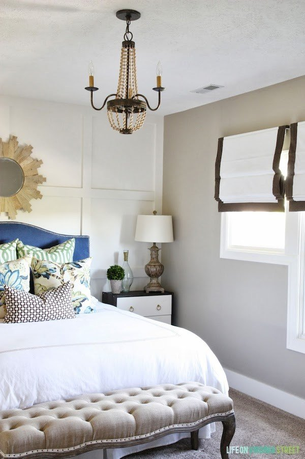 Best Inspired By Fabric Roman Shades The Inspired Room With Pictures