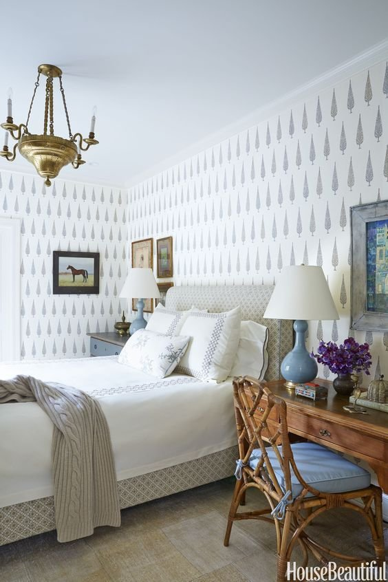 Best Beautiful Bedroom Wallpaper Ideas The Inspired Room With Pictures