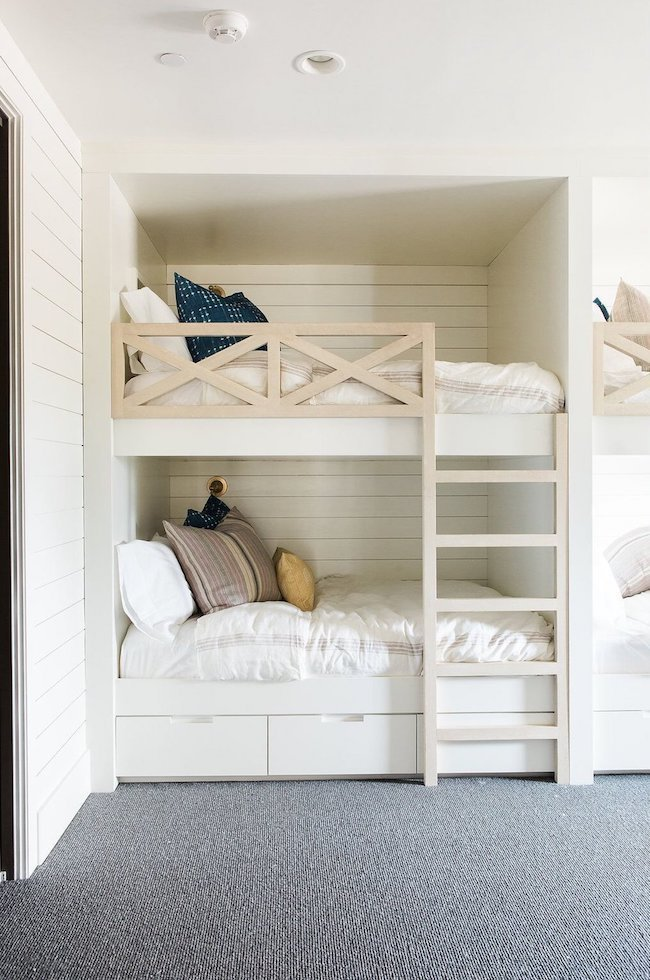 Best Inspired By Bunk Beds For A Guest Room The Inspired Room With Pictures