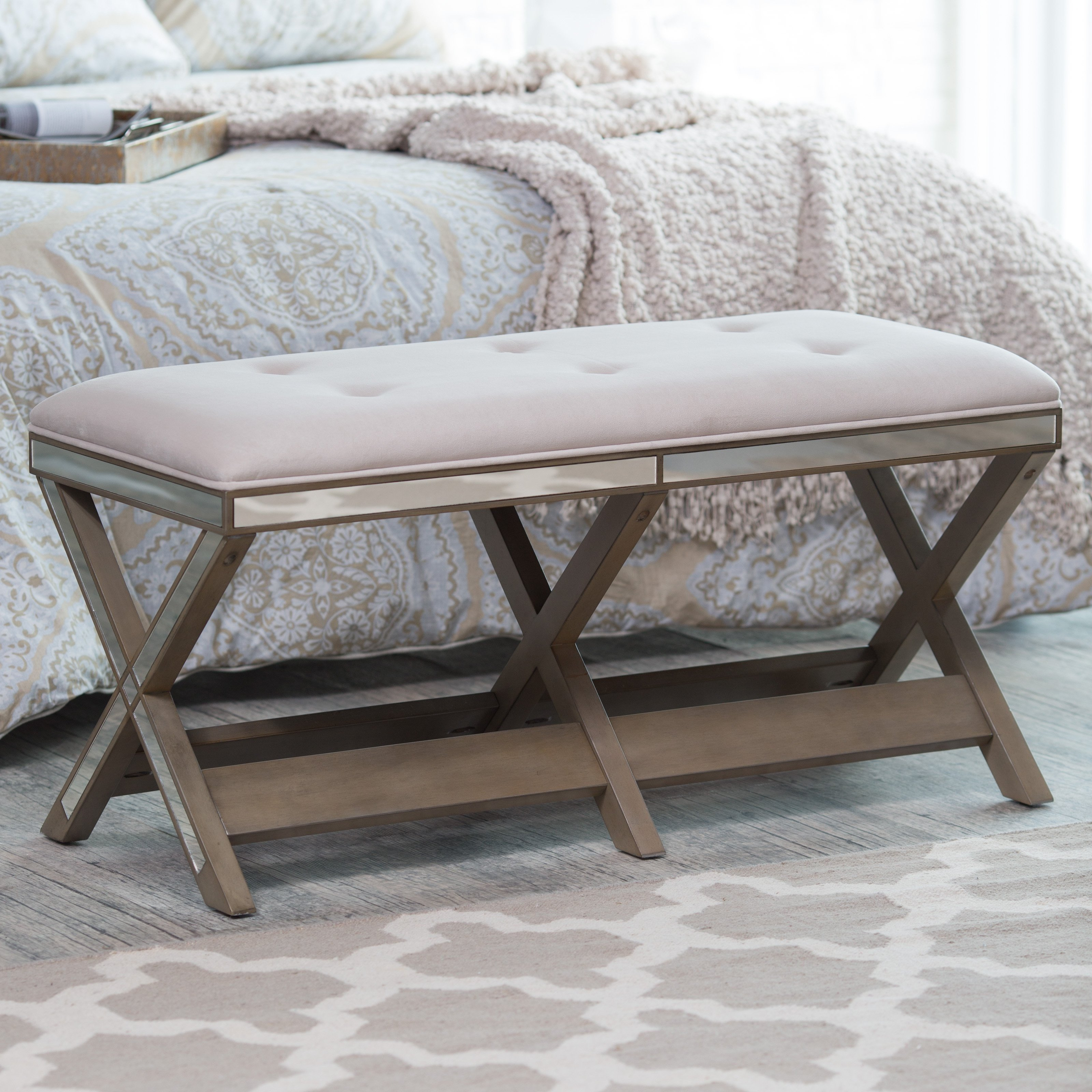 Best Upholstered Storage Bench With Back With Pictures