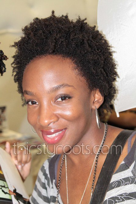 Free African American Short Natural Hairstyles Wallpaper