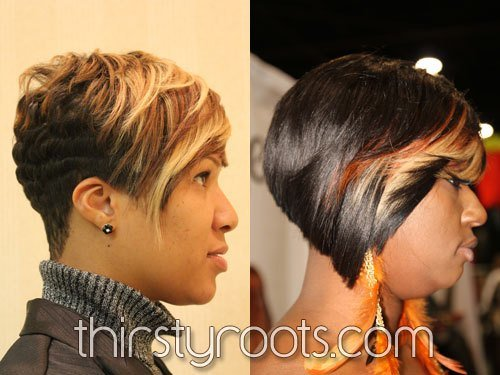Free African American Hair Color Ideas Wallpaper