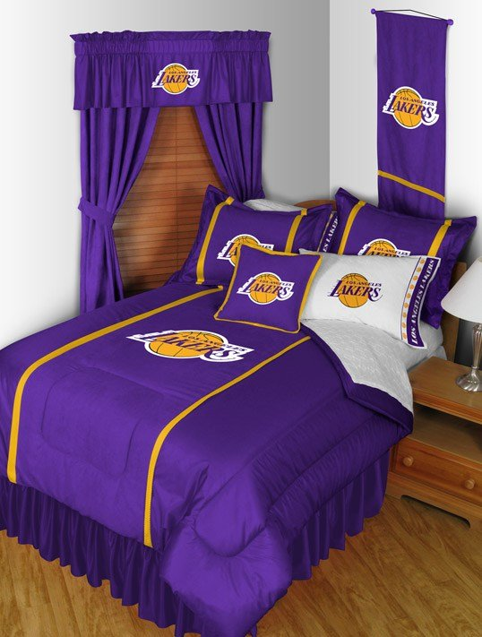Best Los Angeles Lakers Mvp Bedding By Sports Coverage With Pictures