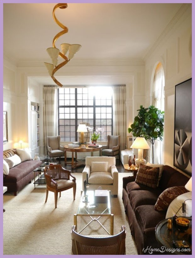 Best Furniture Ideas For Long Narrow Living Room 1Homedesigns With Pictures