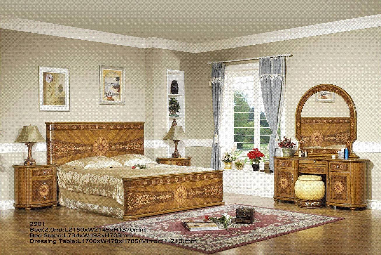 Best Spanish Style Bedroom Furniture Foshan Shunde Excellence With Pictures