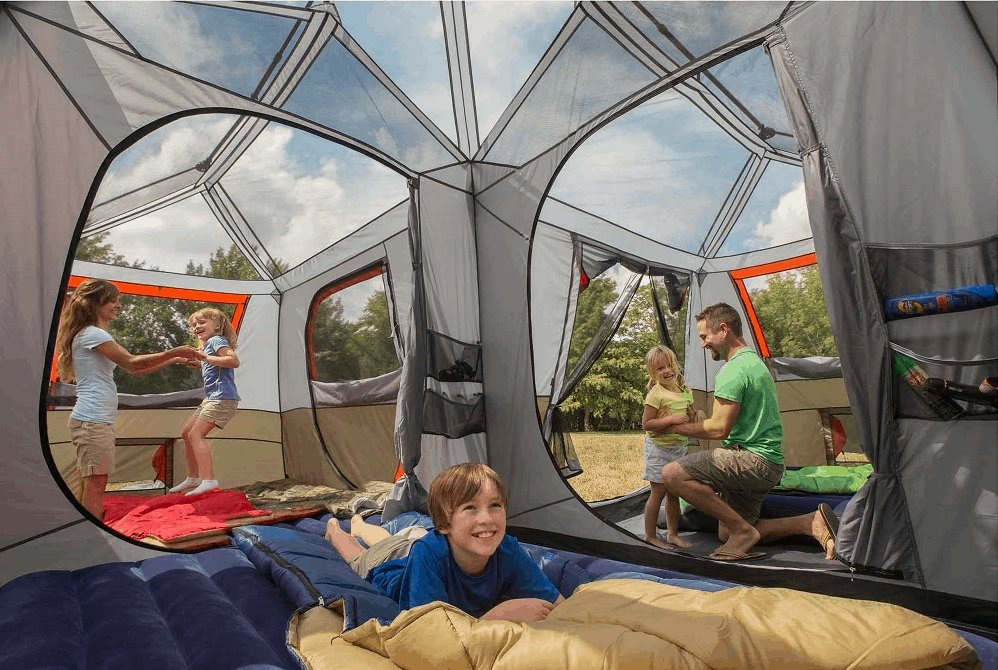 Best The 12 Person 3 Bedroom Instant Tent You Will Want To Own With Pictures