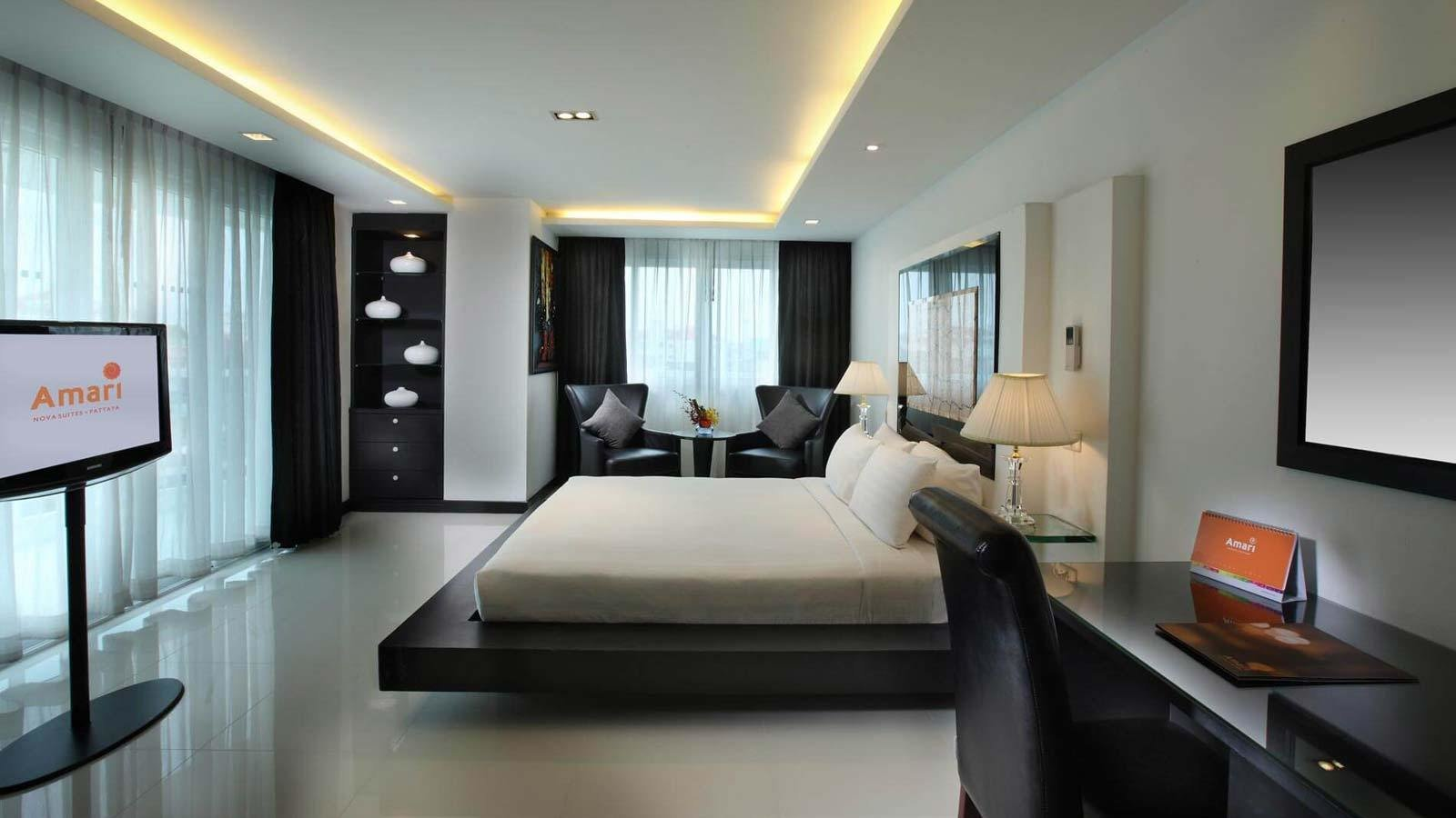 Best Two Bedroom Suite Amari Nova Suites Pattaya With Pictures