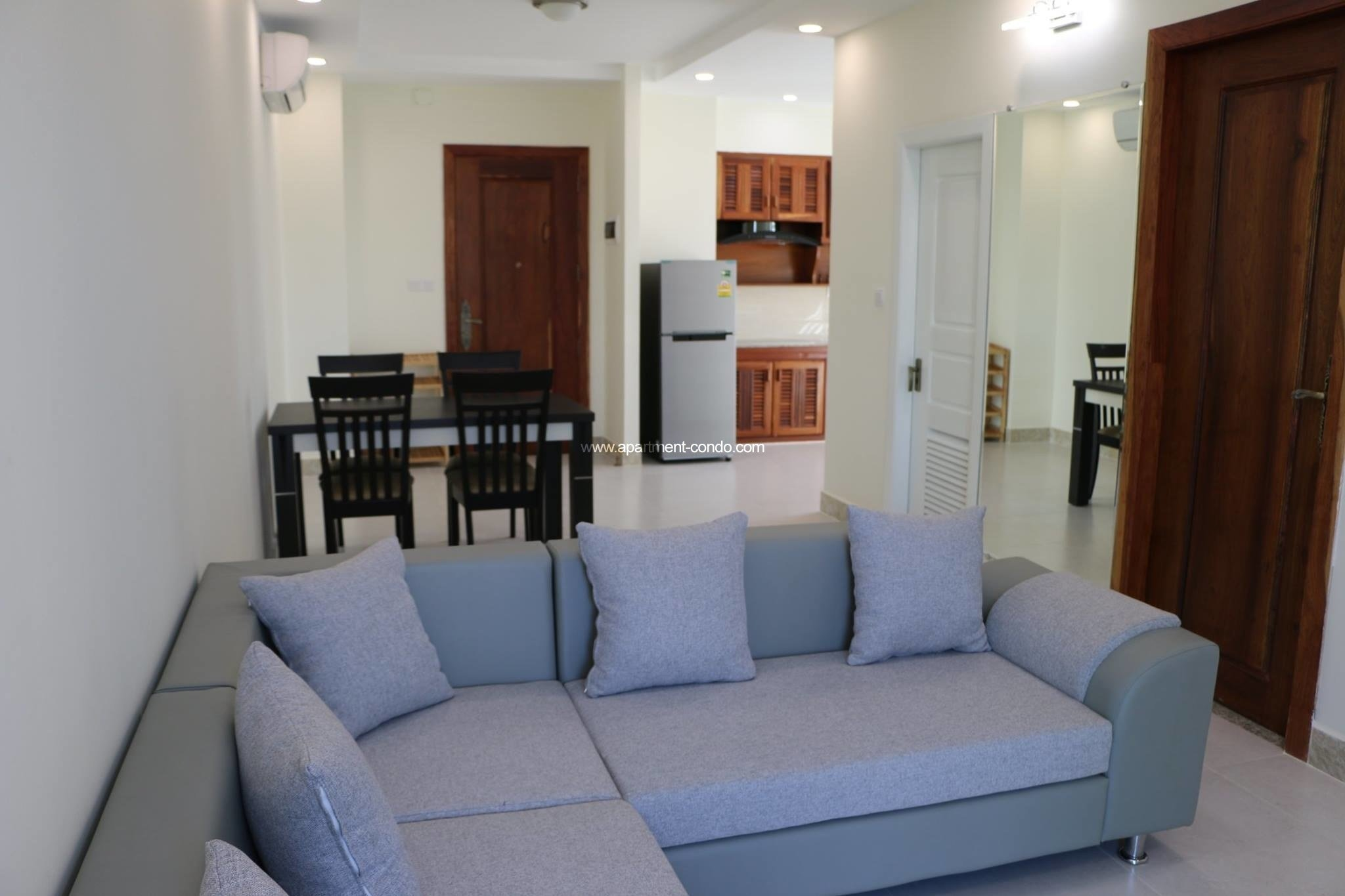 Best Nice Apartment 1 Bedroom For Rent In Boeung Trabek Phnom With Pictures