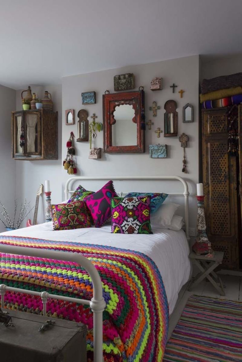 Best 10 Eclectic Bedrooms Ideas On Pinterest Design With Pictures