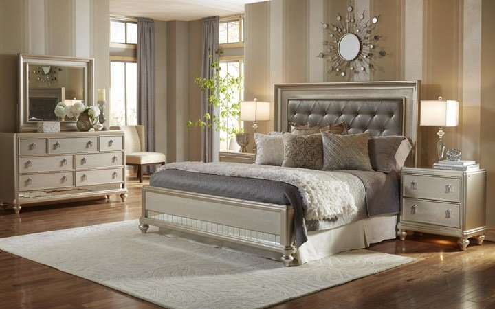 Best Bedroom Furniture Miskelly Furniture Jackson Pearl With Pictures