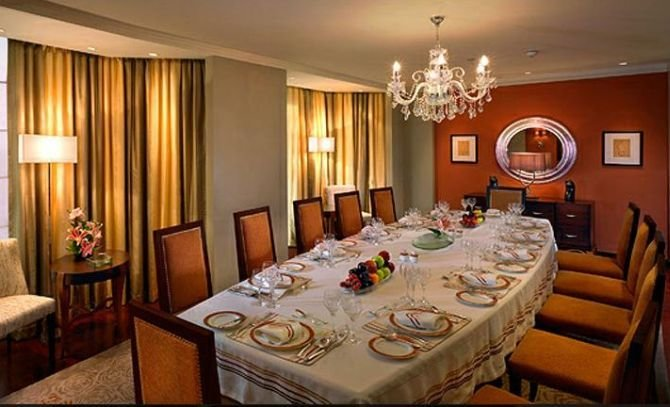 Best Photos Sneak Peek Into Obama S Grand Suite In Delhi With Pictures