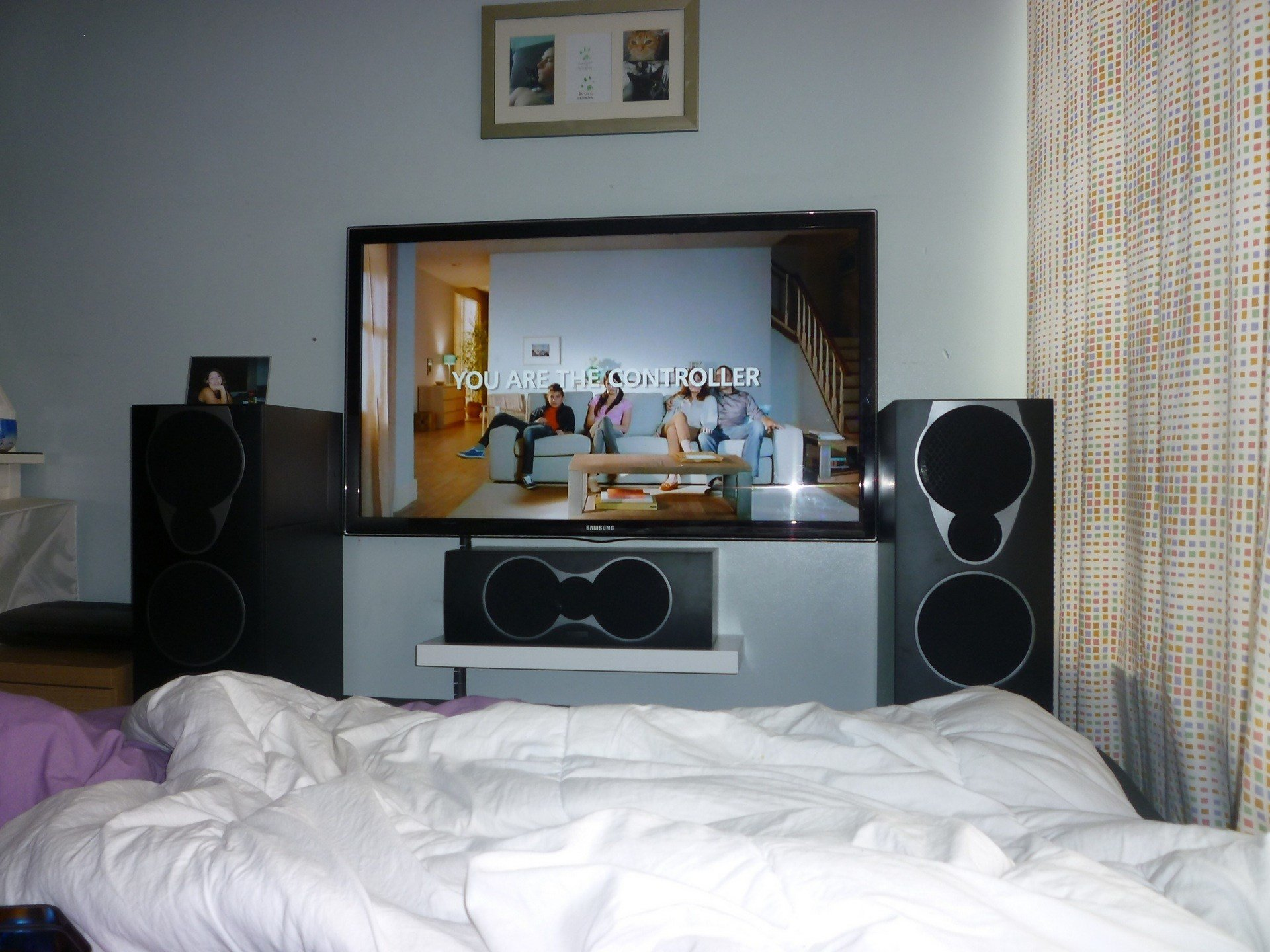 Best My Bedroom Setup Blu Ray Forum With Pictures