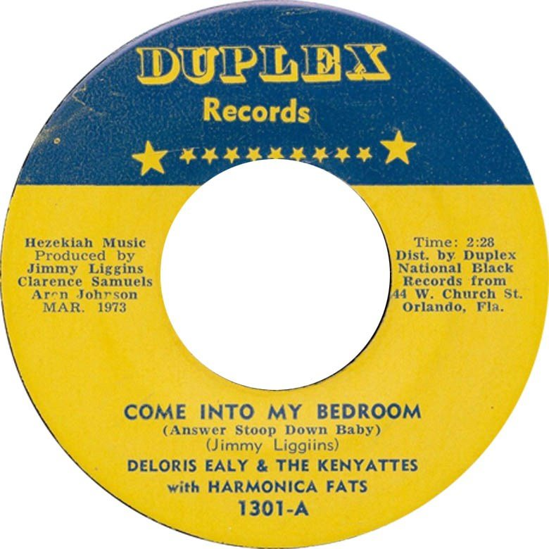 Best 45Cat Delores Ealy And The Kenyattas With Harmonica Fats With Pictures