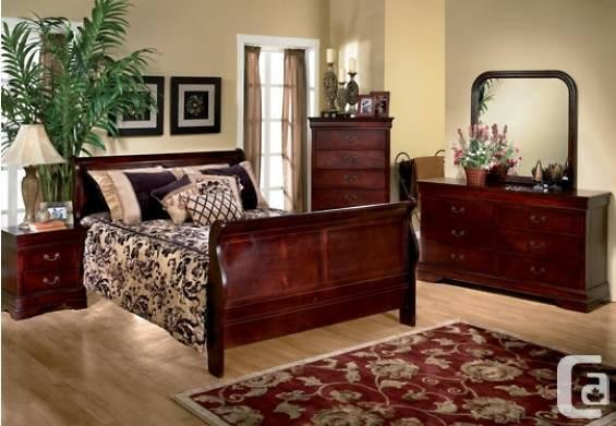 Best Queen Size Sleigh Bed Bedroom Set For Sale In Toronto With Pictures