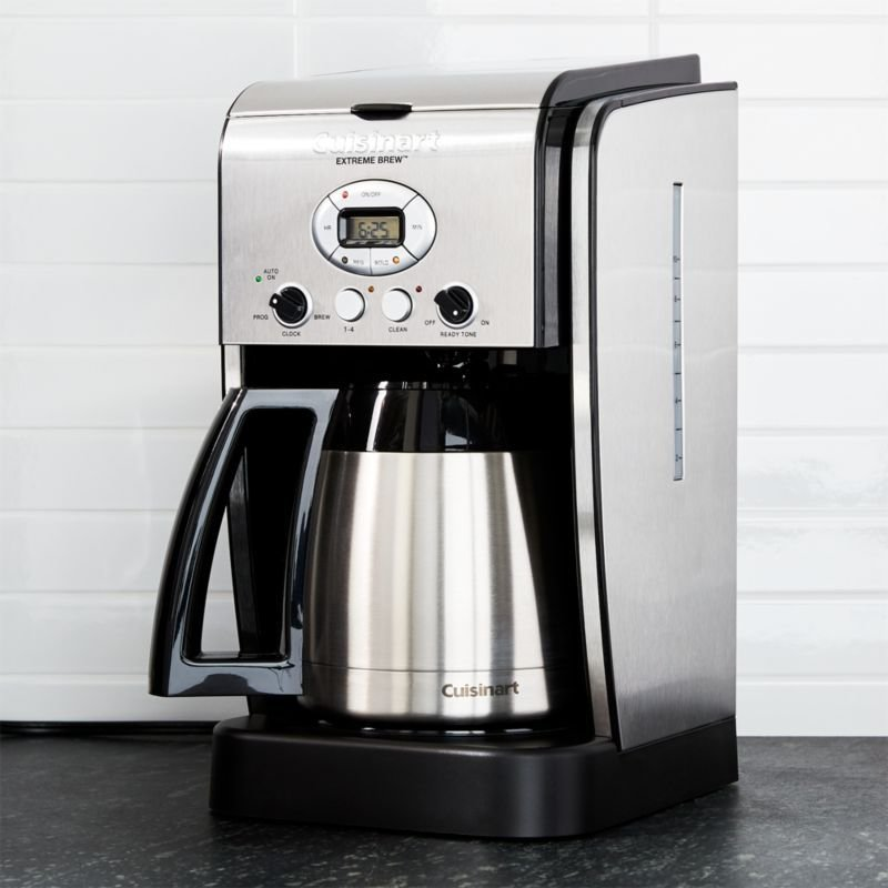 Best Cuisinart ® 10 Cup Thermal Extreme Brew Coffee Maker With Pictures