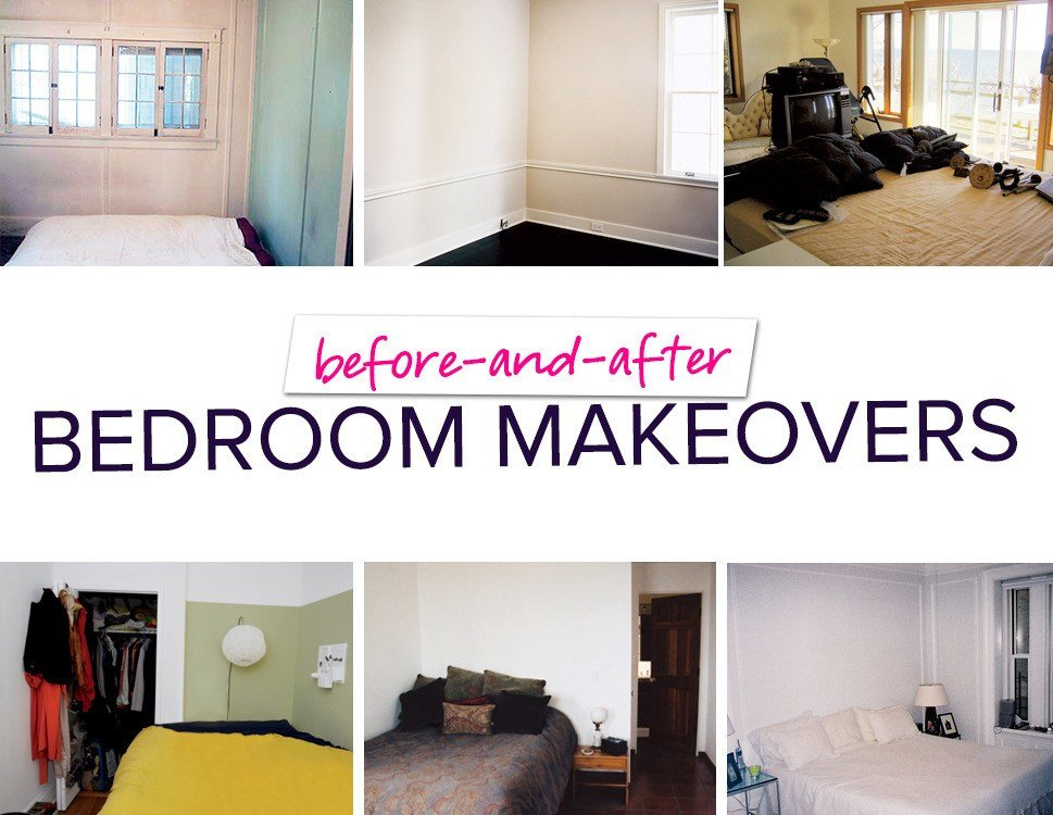 Best 10 Shocking Bedroom Makeovers Huffpost With Pictures