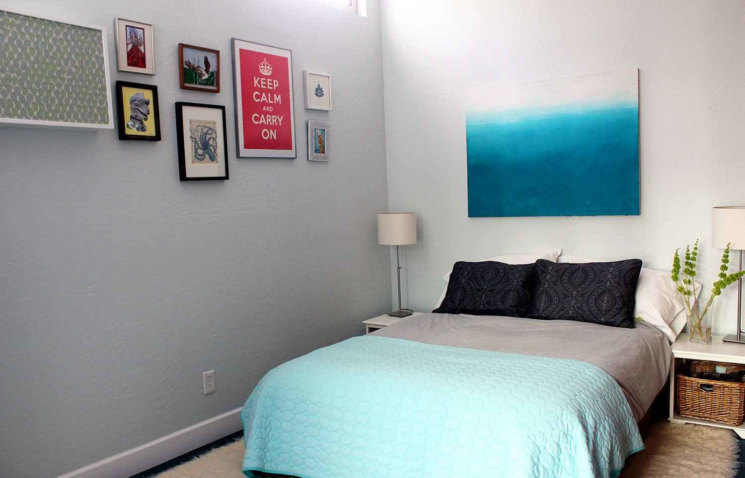 Best 5 Ways To Make Your Small Bedroom Feel Bigger Huffpost With Pictures