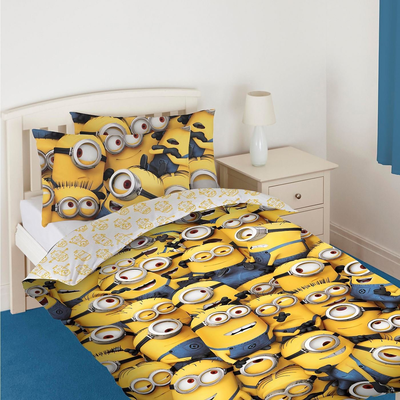 Best Minions Duvet Cover Bedding Sets – Single Double With Pictures