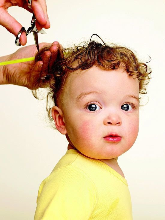Free Baby S First Haircut Wallpaper
